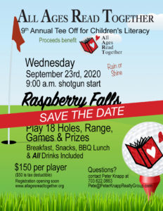 AART 2020 Golf Save the date for AART's 9th annual golf tournament.